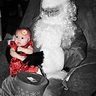 Santa's Little helper by Lorin Richter