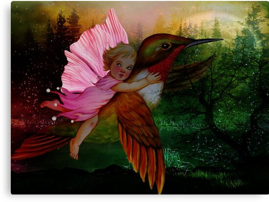 Childhood Garden by Pamela Phelps