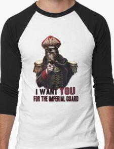 Warhammer Imperial Guard Men's Baseball ¾ T-Shirt