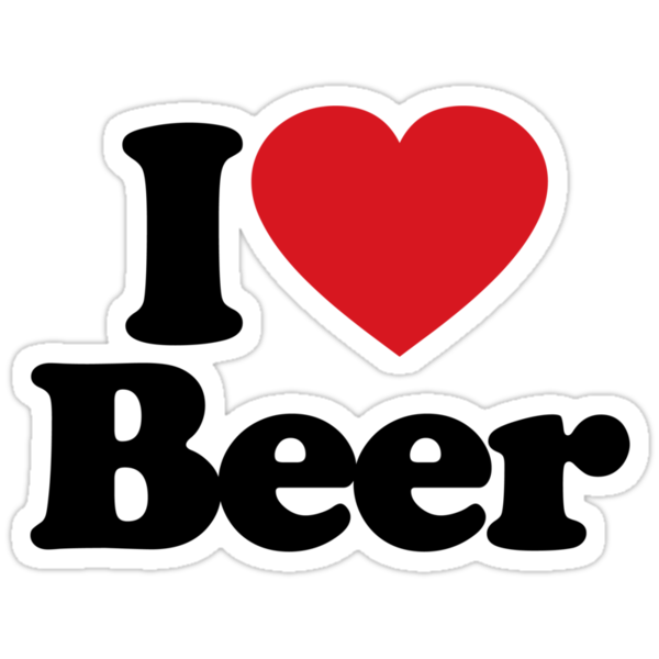 I Love Beer by iheart