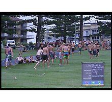 It's Australia Day in Yamba Photographic Print