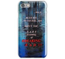 Blue Ice Breaking Bad iPhone case iPhone Case/Skin