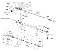 FX2000 air rifle schematic Photographic Print