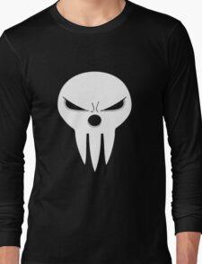 Shinigami skull two Long Sleeve T-Shirt