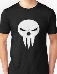 Shinigami skull two Unisex T-Shirt
