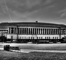 Soldier Field by tmbolle