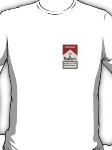 Smoking may reveal... T-Shirt
