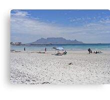 December in South Africa Canvas Print