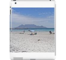 December in South Africa iPad Case/Skin