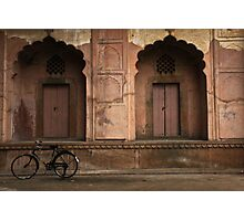 Historical Facade Photographic Print