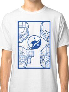 Blue Team - Light Classic T-Shirt