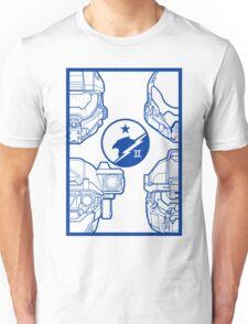 Blue Team - Light Unisex T-Shirt