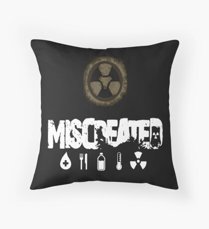 Miscreated  Design 3 (Official) Throw Pillow