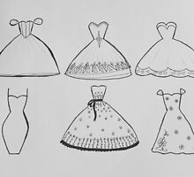 tiny dresses by consultingbees