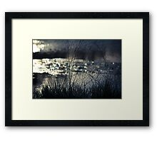 A Reminder of Home Framed Print