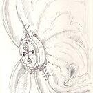 Button Eye by Jeffrey Neumann