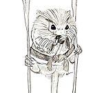 Karate Mouse by Jeffrey Neumann
