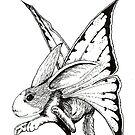 Bunny Fly by Jeffrey Neumann