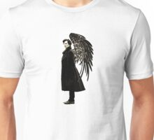 side of angels -3 Unisex T-Shirt