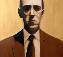 HP Lovecraft by Conrad Stryker