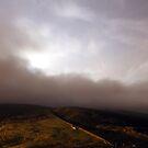 Towards Burnt Hill from Chunal 2 by Mark Smitham