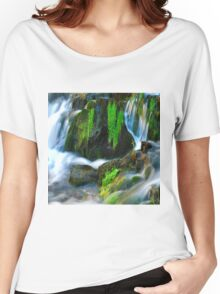 Willow River Falls 6 Women's Relaxed Fit T-Shirt