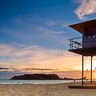 Maunt Maunganui Dawn Watch by Ken Wright