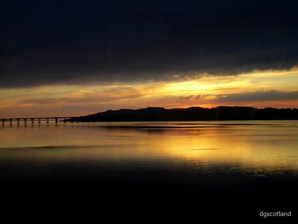 Over the Bridge by dgscotland