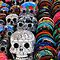 Beautiful Skulls ( All media)