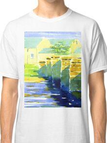 Sheep Bridge, Derbyshire Classic T-Shirt