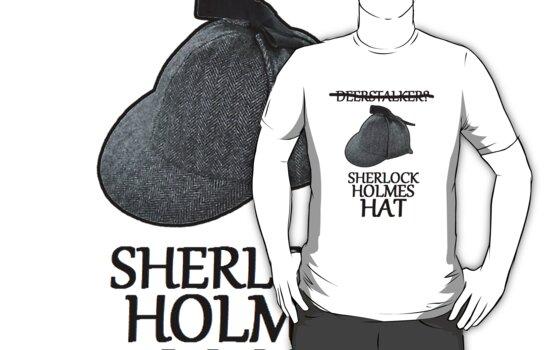 sherlock holmes hat by jammywho21