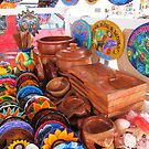 Hand painted und carved Artcrafts - Artesanía by PtoVallartaMex