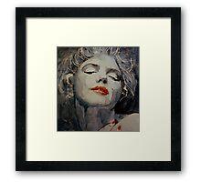 Marilyn no8 Framed Print