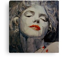 Marilyn no8 Canvas Print
