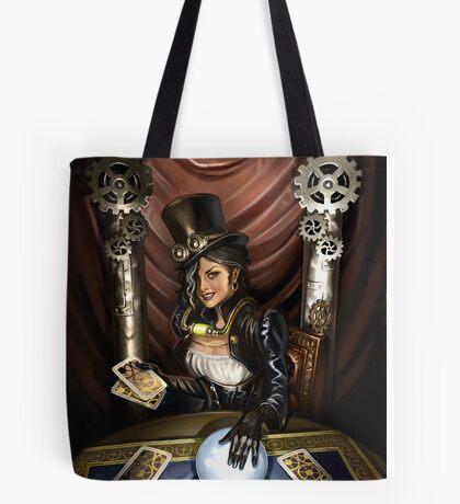 Steampunk High Priestess Tote Bag