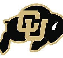 Colorado Buffaloes by Shane Church