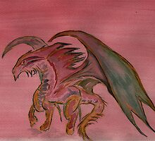 The Year of the Dragon  2012 by Anne Gitto