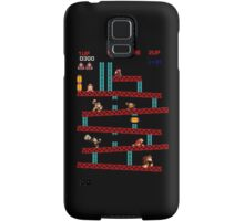 Donkey Kong through the ages Samsung Galaxy Case/Skin