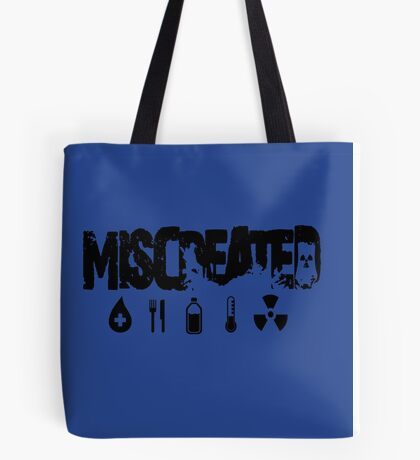 Miscreated Design 2  Blue (Official) Tote Bag