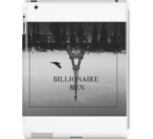 Billionaire Men Paris Reverse iPad Case/Skin