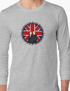 The British Government & The Detective Inspector T-Shirt