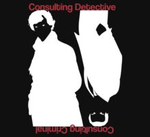 Consulting Detective, Consulting Criminal by claudiasana
