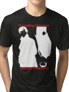 Consulting Detective, Consulting Criminal Tri-blend T-Shirt
