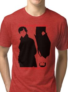 Consulting Detective, Consulting Criminal #2 Tri-blend T-Shirt