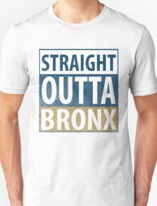 Straight Outta BRONX T-Shirt