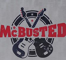 McBusted logo take of The Mighty Ducks by MartynJames
