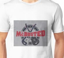McBusted logo take of The Mighty Ducks Unisex T-Shirt