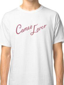 Cameo Lover / Kimbra Classic T-Shirt