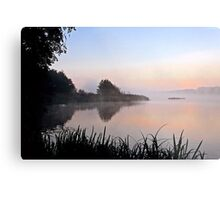 A moment before Day-break Metal Print