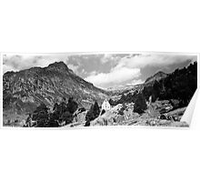 Vallée du Marcadau Poster